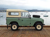 1965 Land Rover Series IIA