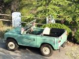 1974 Land Rover Series IIA