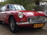 1967 MG MGB GT Tartan Red John Kowalski