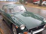 1971 MG MGB GT British Racing Green Eric C