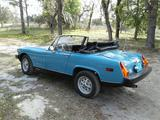 1975 MG M Type Midget Blue Bridie Klein