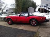 1979 Triumph Spitfire MkIV Red William Miller