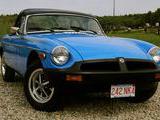 1980 MG MGB MkIV Blue Gerry Jastremski