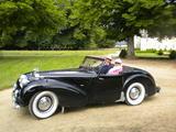 1948 Triumph 2000 Roadster Black Gerard Honig