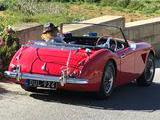 1961 Austin Healey 3000 BT7 RED Ian Lawson