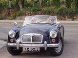1961 MG MGA MkII De Luxe Black Alberto Cruz