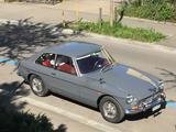 1969 MG MGB GT Grampian Grey Jonathan Seal