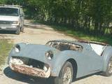 1959 Triumph TR3A Primer Joe B