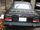 1980 Triumph TR7 Drophead BLACK Dennis R