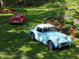 1959 Austin Healey Bugeye Sprite