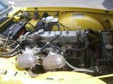 1974 Triumph TR6 Mimosa Yellow Denis K
