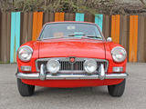 1966 MG MGB GT Red Drew J