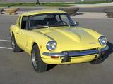 1970 Triumph GT6 MkII Yellow J Bill Drake