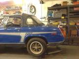 1976 MG Midget MkIV