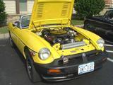 1979 MG MGB V8 Conversion