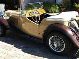 1952 MG TD Tan Brown Ric G