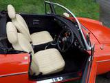 1969 MG MGB MkII Blaze Red Loic B
