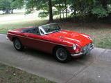 1968 MG MGC