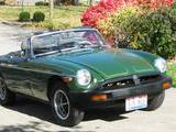 1979 MG MGB Green Michael Davis