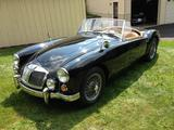 1960 MG MGA 1600 Black Richard H