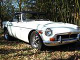 1972 MG MGB MkIII
