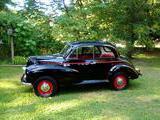 1963 Morris Minor 1000 Black And Red Lamar Green