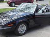1980 Triumph TR7 Drophead Black John Beal