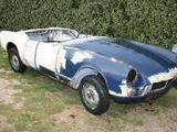1964 Triumph Spitfire 4 MkI BLUE Pascal Pasbecq