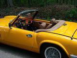 1975 Triumph 1500 Yellow Dave Croutch