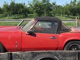 1979 Triumph 1500 Red Karen Robinette