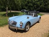 1960 MG MGA 1600 Iris Blue Jack S