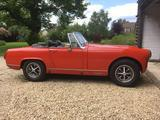 1976 MG Midget Conversion