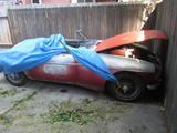 1969 MG MGB Red Paul Evans
