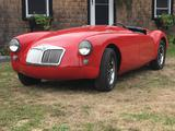 1956 MG MGA Red Stacey A