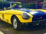1972 MG MGB