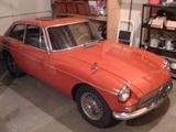 1968 MG MGB GT