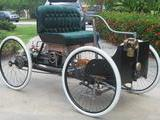 1900 Ford Model 01 Black Rick Eggers