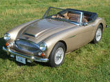 1965 Austin Healey 3000 BJ8 Golden Beige Bob L