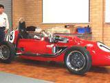 1958 Cooper 500 F3 Racecar