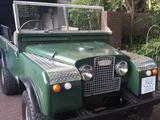 1948 Land Rover Series I Green Louis Lombaard