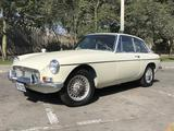 1967 MG MGB GT Old English White Renzo Ricci