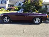 1980 MG MGB V8 Conversion