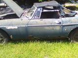 1977 MG MGB MkIII