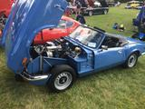 1973 Triumph Spitfire 1500 French Blue Kenneth Ostrowski