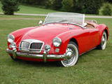 1962 MG MGA MkII Red Rick Kusy