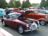 1960 MG MGA 1600 Coupe