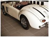 1961 MG MGA MkII Old English White Herby H
