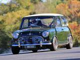 1965 Mini MkI BRG Ross Johnson