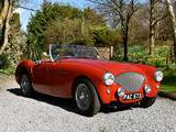1954 Austin Healey 100M Carmine Red Andrew Dineen