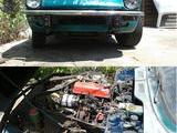 1979 Triumph 1500 Blue Monte johnjulio